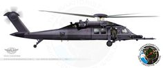 Updated shape of the Stealth helicopter revealed one year ago by the Osama Bin Laden raid http://theaviationist.com/2012/05/01/stealth-black-hawk-new/