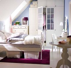 Bedroom storage ideas | Bedroom storage, Storage shelves and ...
