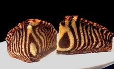 Learn how to make this super moist, delicious Greek Yogurt Zebra Stripes Cake w/ video links! Plus, a great recipe 4 Peanut Butter Cup Brownies! Peanut Butter Cup Brownies, Peanut Butter Cups, Chocolate Butter, Melting Chocolate, Chocolate Cakes, Chocolate Recipes, Striped Cake, Yogurt Cake, Recipe For 4