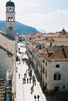 Dubrovnik, Croatia / photo by Tracey Johns