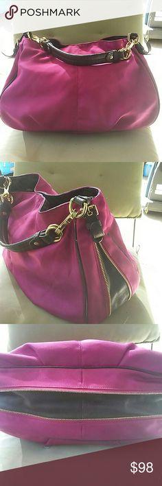 JPK Paris 75 beautiful bag Preowned vary good condition, magnetic closure, brown leather trim JPK Paris 75  Bags Totes