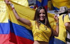 Colombia e Brasile dritte ai quarti di quarti di finale #brasile #colombia #cile #uruguay