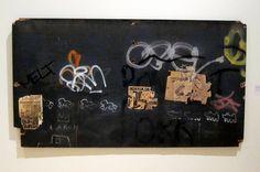 Brooklyn Museum: Keith Haring / JM Basquiat Collaboration
