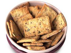 Bolachas com Sementes Deliciosas para saborear sozinhas ou para acompanhar com doce ou mel