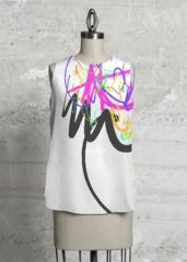 mio 2 sleeveless top: What a beautiful product!