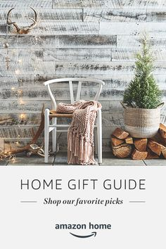 Explore the Amazon Home gift guide. Shop our favorite picks in décor and furniture today!