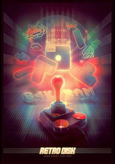 Retro Disk by Ralf Krause