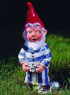 Even Gnomes can do wrong....