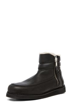 Silent by Damir Doma Samaris Boot in Black