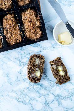 Minirugbrød - perfekte til madpakken - Stinna Food Porn, Snacks, Baking, Desserts, Collection, Tailgate Desserts, Appetizers, Deserts, Bakken