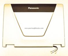 Panasonic Toughbook Lid. Compatible with the Panasonic Toughbook CF-52. P/N: DFKF0281.   Available for purchase at www.pan-toughbooks.com (+44) 0845-4591657
