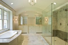 James McDonald Architects, From 5,000 Sq Ft to 7,500, Beall, Bathroom View