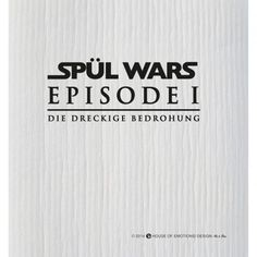 Spüllappen Spül Wars