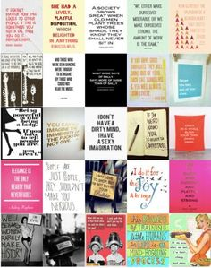 Instant Download - Planner Calendar Label Squares - Life Quotes - Fits Erin Condren Life Planners