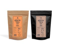 Brew Tea Co. on Packaging of the World - Creative Package Design Gallery