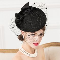 54cbbeaf New Ladies 100 wool Hat wedding races ascot Occasion Formal Mother Of The  Bride