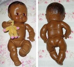 Vintage black baby dolls - Google Search
