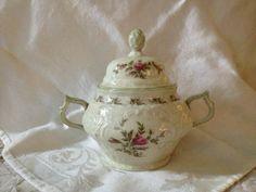 Vintage Rosenthal China SANSSOUCI ROSE by WakingUpToRainbows, $34.00