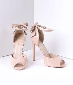 Gold Metallic Rhinestone d'Orsay Covet Heels - Bridal - Shoes | Unique Vintage