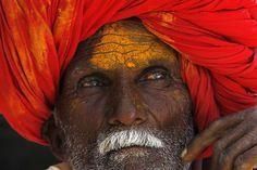 Hindu devotee