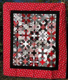 Japanese x & + Alabama theme quilt | Flickr - Photo Sharing!