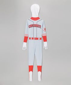 Take a look at this Cincinnati Reds Outfit - Kids by Paper Magic on #zulily today!