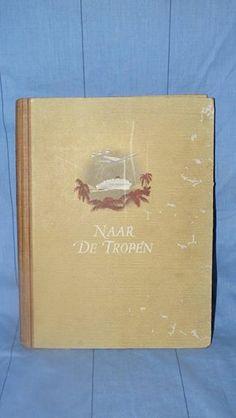 Buy Douwe Egberts Collectable Book - Naar de Tropen - W.G.N de Keizer (Netherlands)for R260.00