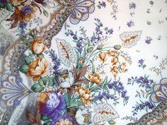 Shawl, Oriental, Mood, Tableware, Painting, Art, Art Background, Dinnerware, Tablewares