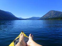 Lake Wenatchee in Summer