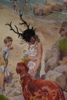 Lost Innocence 1 by LizJamesFroud on Etsy