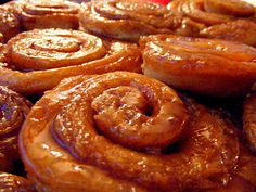 The Argyle Apple: Grandma Lillian's Cinnamon Rolls