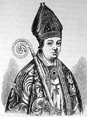 ANSKAR,  BISHOP AND MISSIONARY TO DENMARK AND SWEDEN (3 FEB 865)