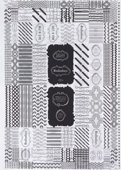 niessen & de vries - typo/graphic posters