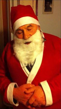 #BuonNatale a tutti! Ieri sera abbiamo incontrato un Babbo Natale fan di Io leggo l'etichetta! http://youtu.be/iFQZ3-_eMtA