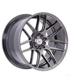 Brand: Wheels Part - Bolt Pattern: & Color: Dark Hyper Black - Diameter: - Offset: - QTY: 1 - Sold Individually - Width: - Mfgr. Custom Rims And Tires, Custom Wheels, Gold Wheels, Black Wheels, Lexus Is300, Fox Body Mustang, Trailer Storage, Rims For Cars, Ford Galaxie