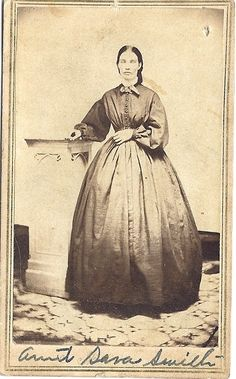 Sarah Matchette Born in Quebec Married in Black River Falls WI to Wm. Smith inventor of farming and grubbing implements they had three sons and Raised them in Tomah WI then moved to La Crescent to open Smith Grubber Co. Buried at Prospect Hill Cemetery La Crescent MN
