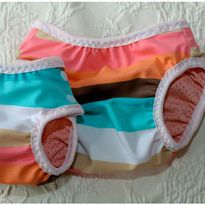 Aquarius Swimmer ~ Swim Diaper Tutorial