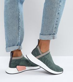 adidas Originals NMD Cs2 Sneakers In Khaki - Green
