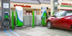 eVgo Opens First California Charging Station.