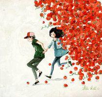 tomato festival by Cowpea