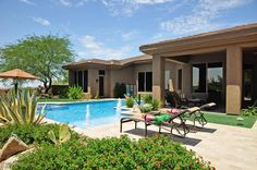 Luxury Living! This Well Appointed 5,700 sf Under Roof Home Sits on a 3/4+ Acre Lot in the Prestigious Golf Community of Talus in Troon North. Enjoy the Views of Pinnacle Peak, Troon Mountain, Beautiful Sonoran Desert, and Gorgeous Sunsets. Situated on a Quiet Cul De Sac the Circular Drive Leads to Large, Gated Courtyard. Formal Living Rm, Dining Rm, Poker Rm, Gourmet Kitchen w/Huge Granite Island w/2 Large Walk-In Pantries, Overlooks Spacious Great Rm w/Wet Bar & Wine Cooler; Huge Mstr ...