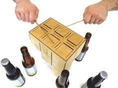 Packaging that encourages social interaction