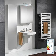 HSK - Die Badexperten | Alu-Spiegelschränke | ASP 300 LED