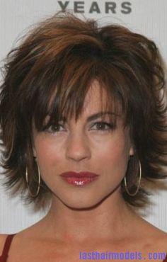 Short Shag Hairstyle   Last Hair Models , Hair Styles