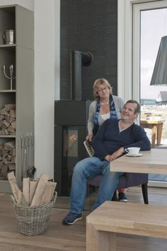 Ferienhaus Mommsen mit Design von Baufritz