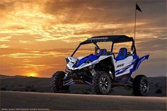 New 2016 Yamaha YXZ1000R ATVs For Sale in New Jersey. THE WORLD'S FIRST PURE SPORT SIDE BY SIDE <P>The all-new YXZ1000R. A sport 3-clyinder engine and class-defining 5-speed sequential shift transmission. Welcome to the ultimate pure sport SxS experience.</P><P> Available from December 2015 </P><BR><BR><br>Dimensions:<br>- Wheelbase: 90.6 in.