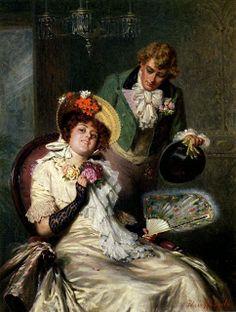 Мир искусства в живописи: Robert Walker Macbeth (1848-1910)