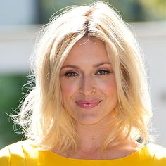 Our August cover star, Fearne Cotton, knows how to rock a casual, blonde bob. For more hair inspiration click the picture or visit RedOnline.co.uk
