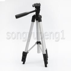 Professional Camera Tripod Stand Holder for Cell Smart Phone iPhone Samsung