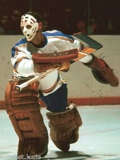 Ernie Wakely / St Louis Blues